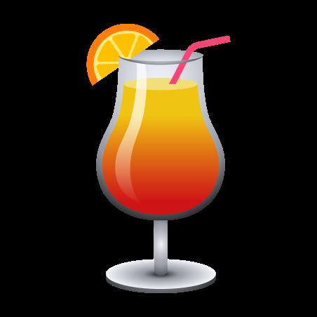 Tropisches Getränk icon