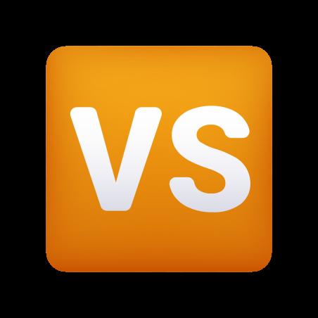 VS Button icon