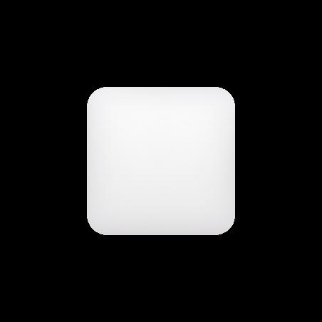 White Medium-small Square icon