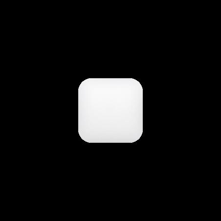 White Small Square icon