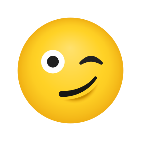 Winking Face icon