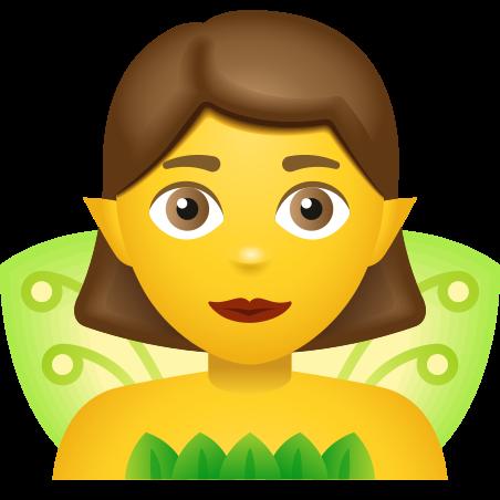 Woman Fairy icon