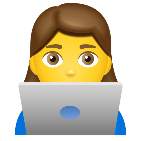 Woman Technologyst icon