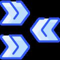 Opposite icon