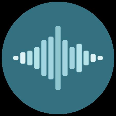 Onda sonora icon