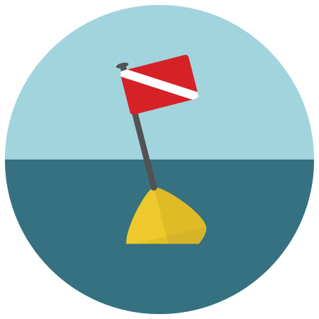 Diving Buoy icon