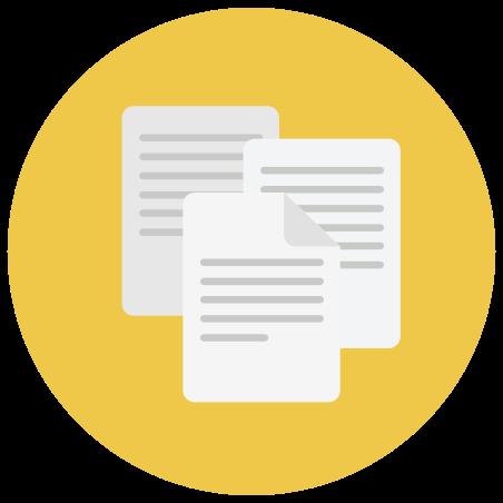 서류 icon