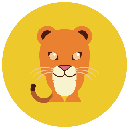Female Lion icon