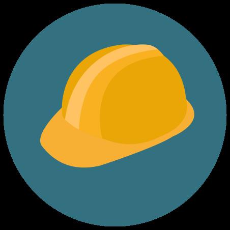 安全帽子 icon