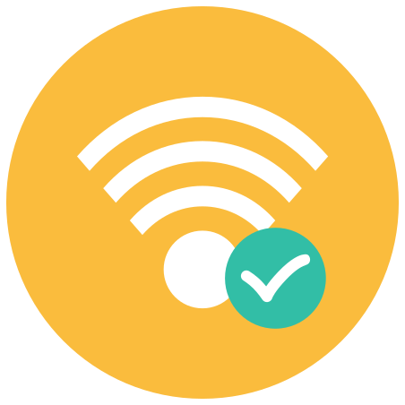 Wi-Fi Connected icon