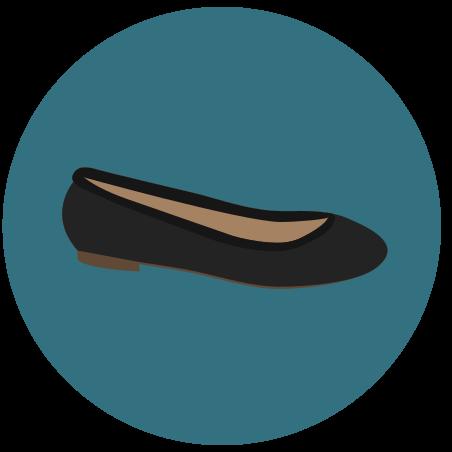 Womens Ballet Pumps icon