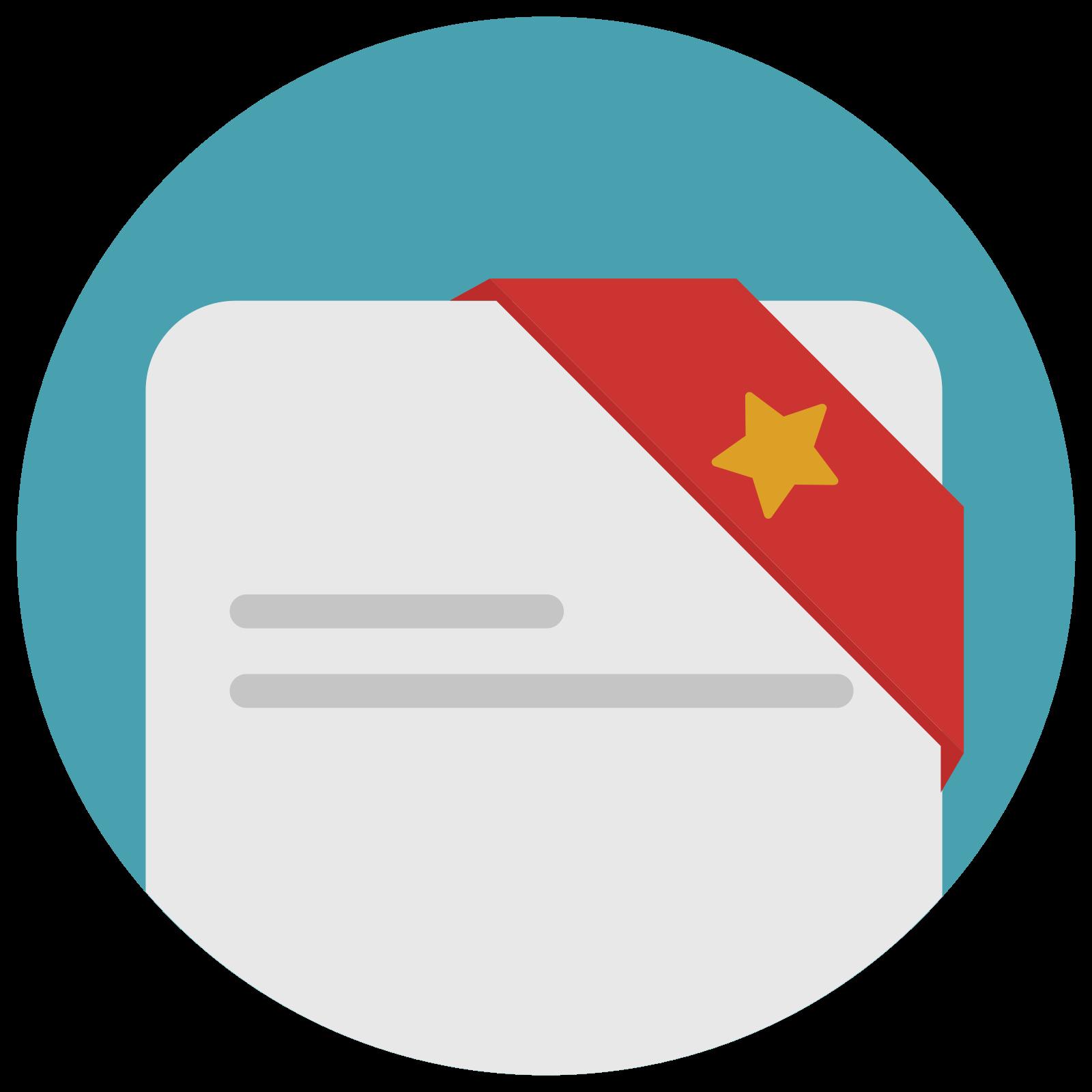 Bookmark Corner icon