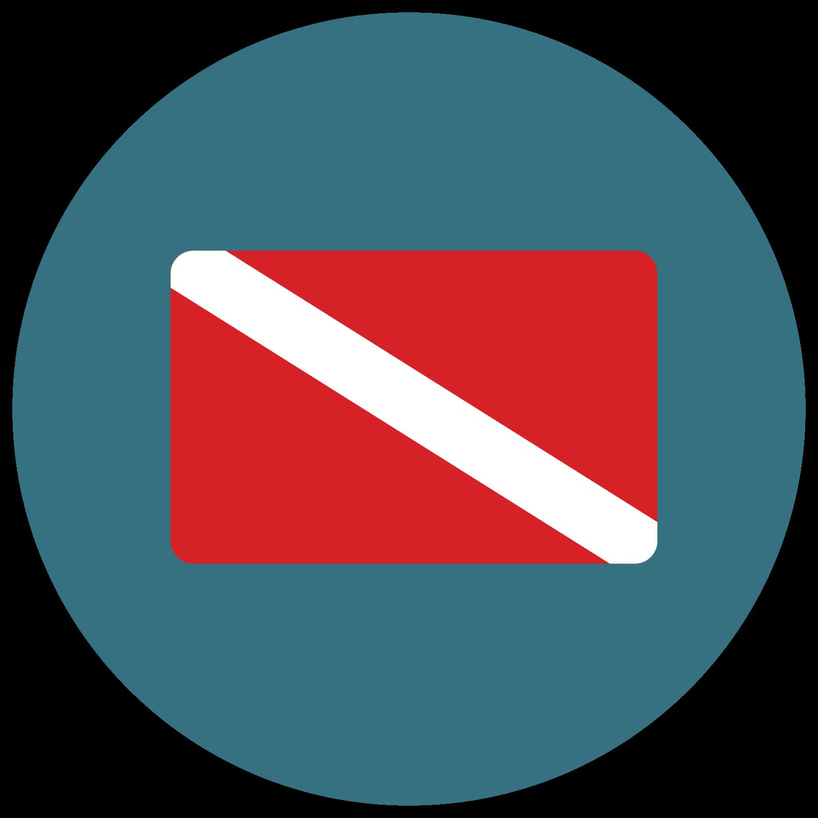 Divers Flag icon