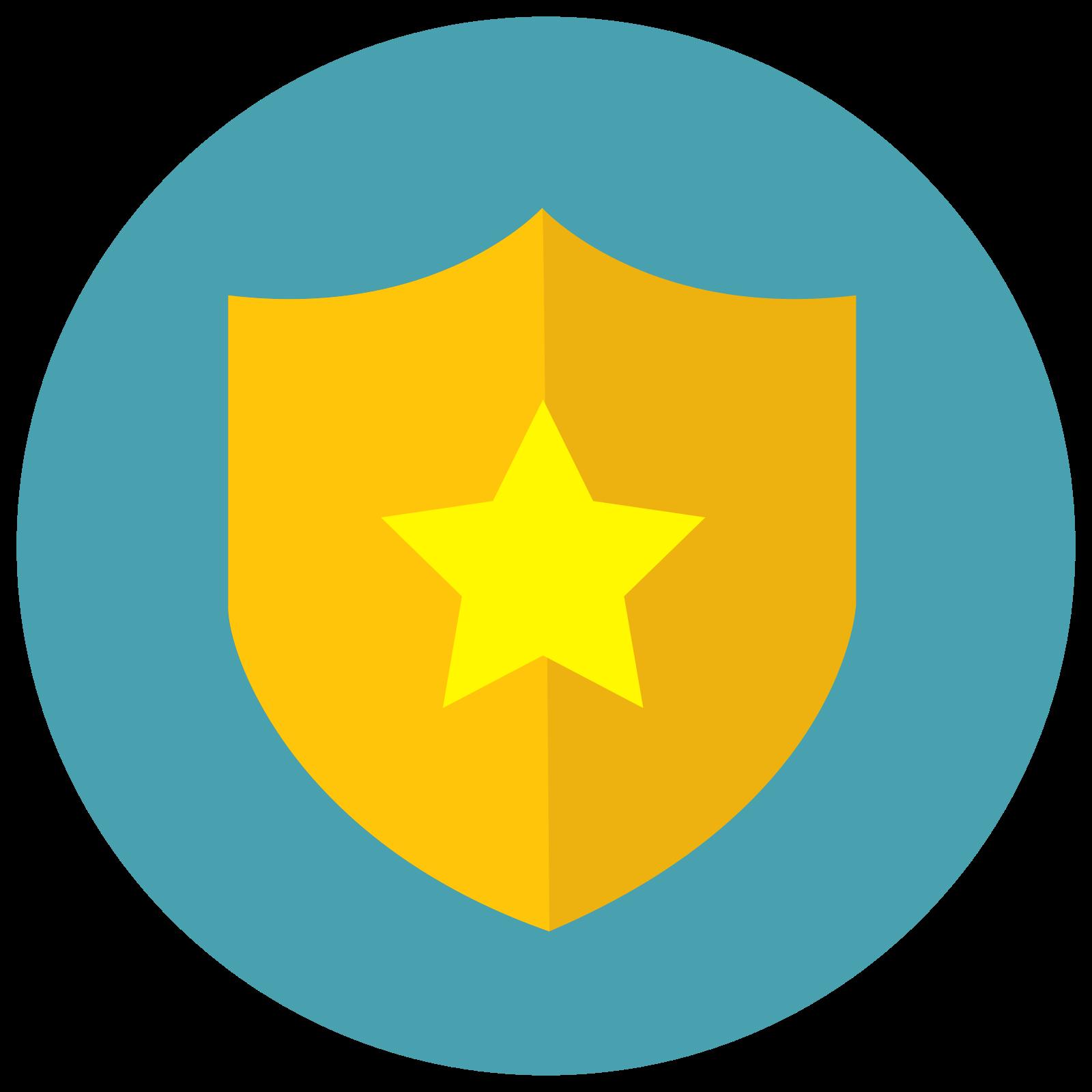 Ulubione Shield icon