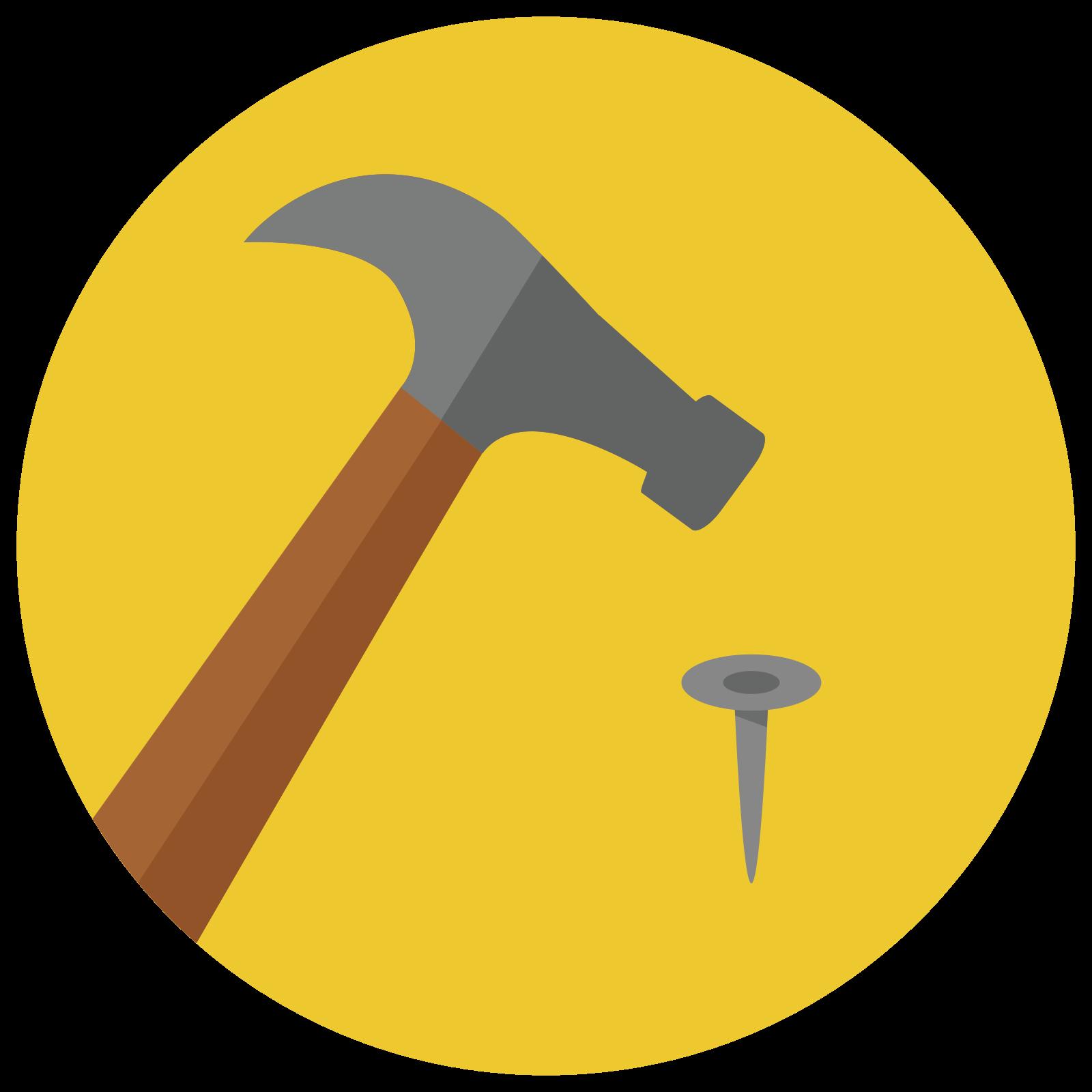 锤子 icon