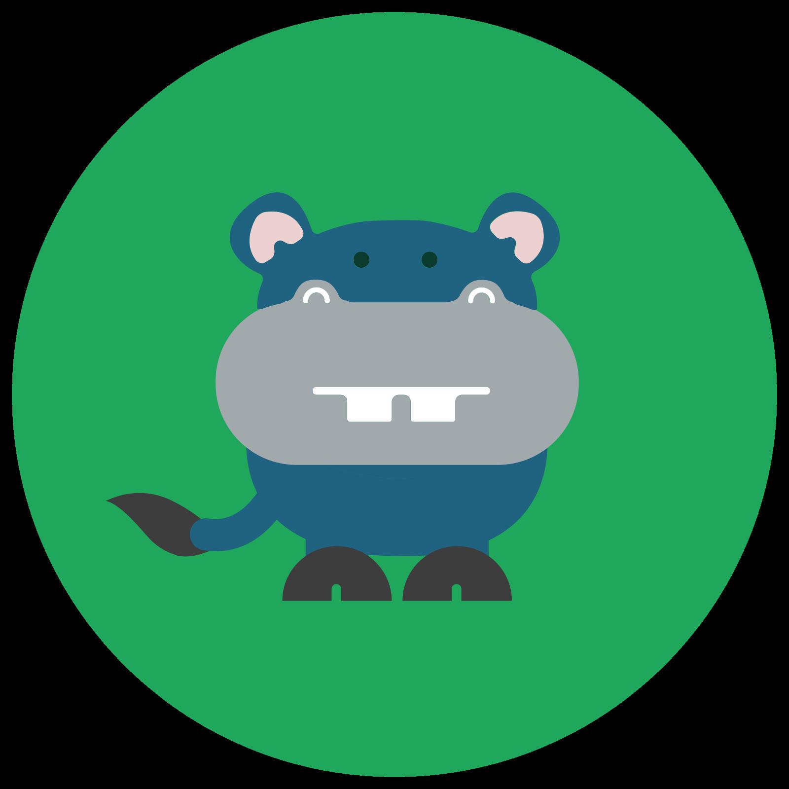 Hipopotam icon