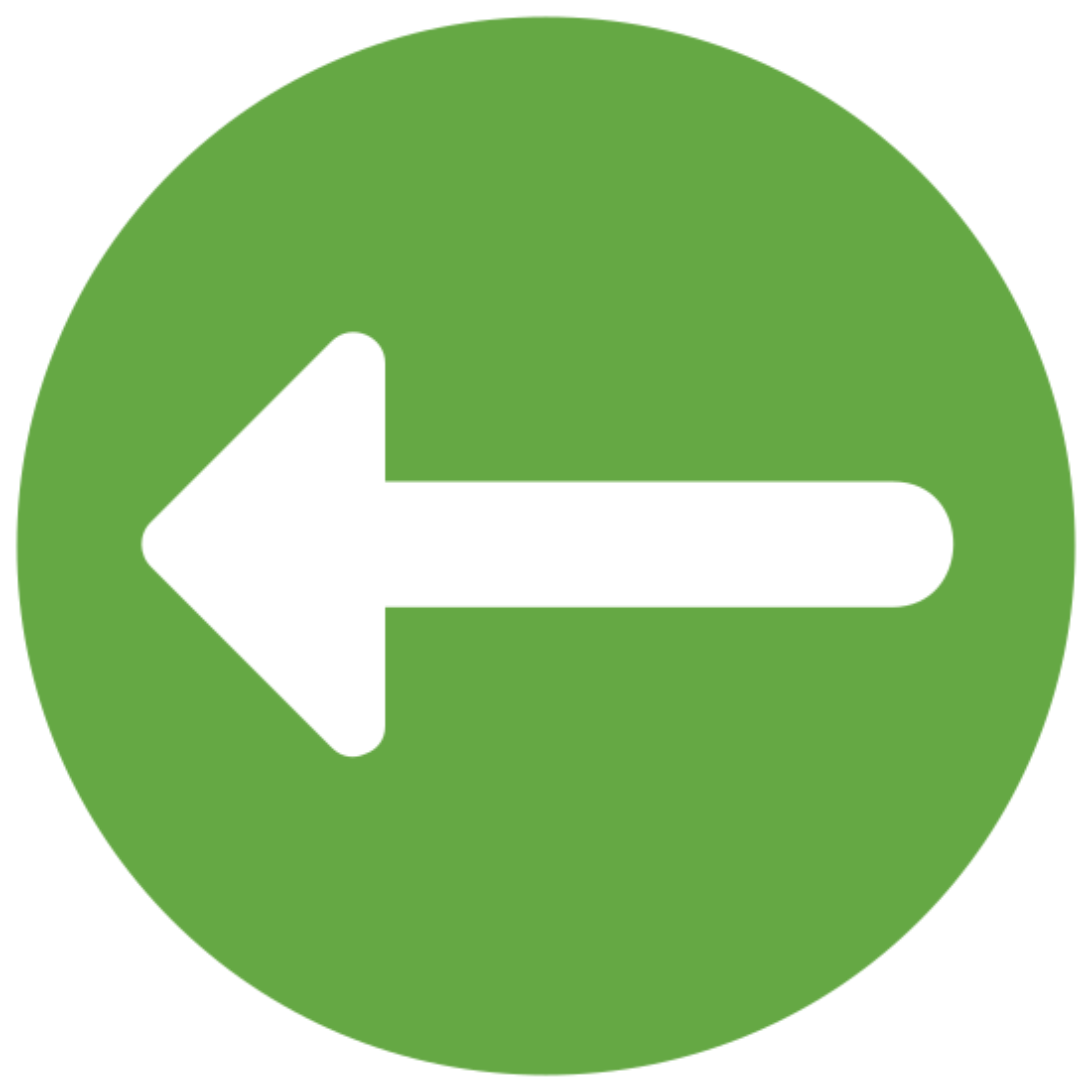 Long Arrow Left icon