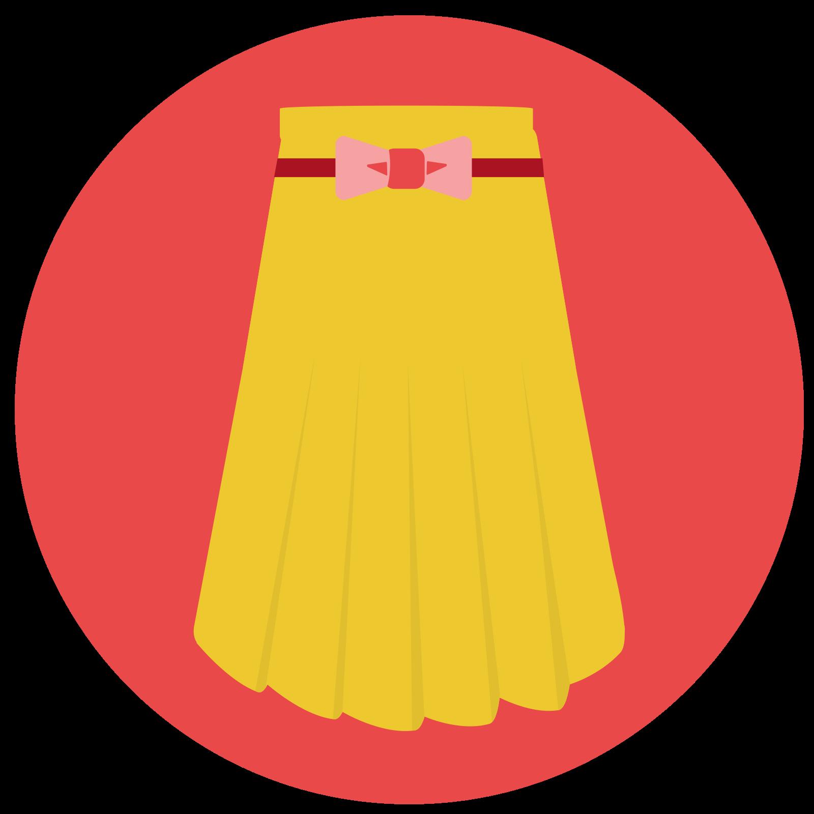 Long Skirt icon