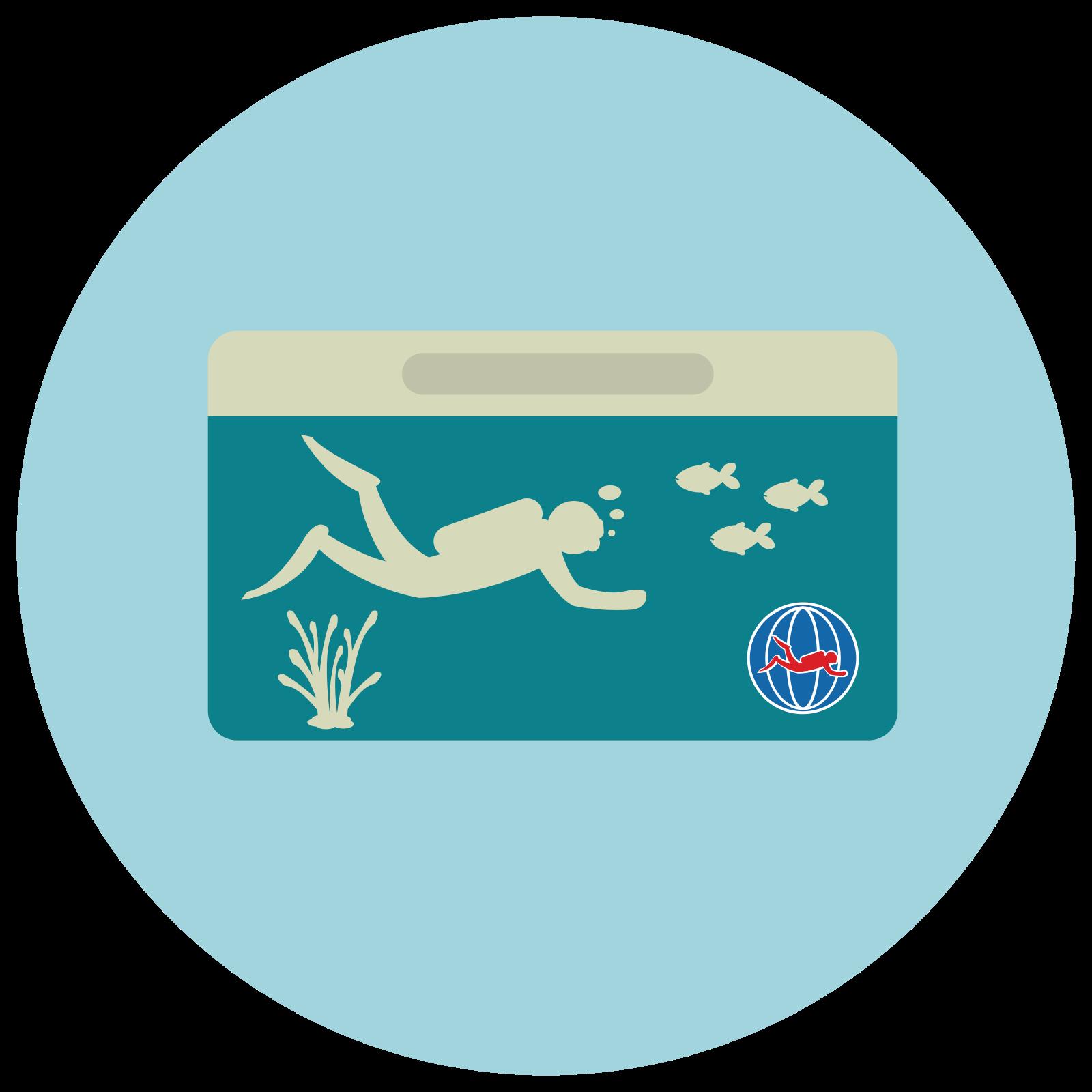 PADI Identification icon