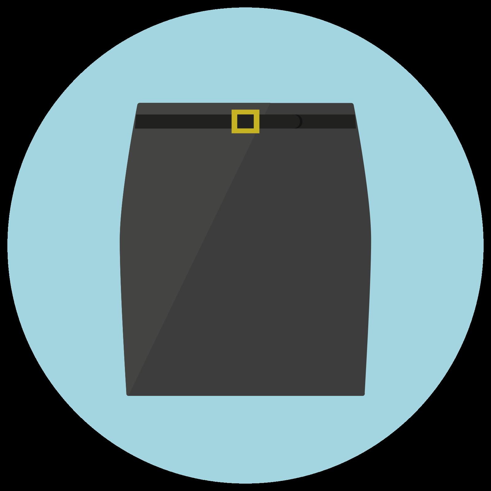 Юбка карандаш icon