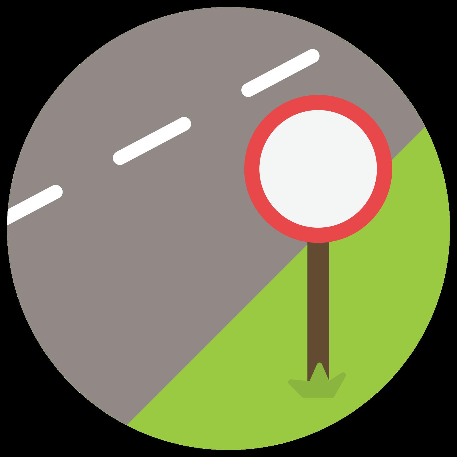 Road Closed icon