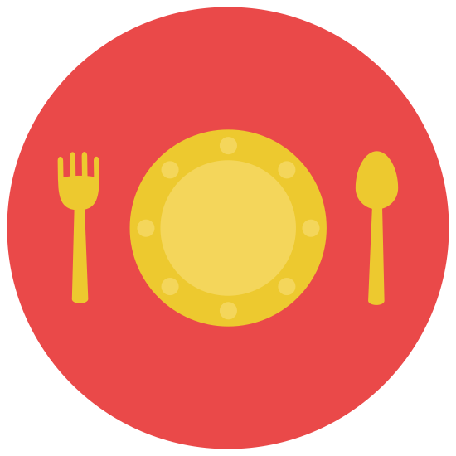 Zastawa stołowa icon
