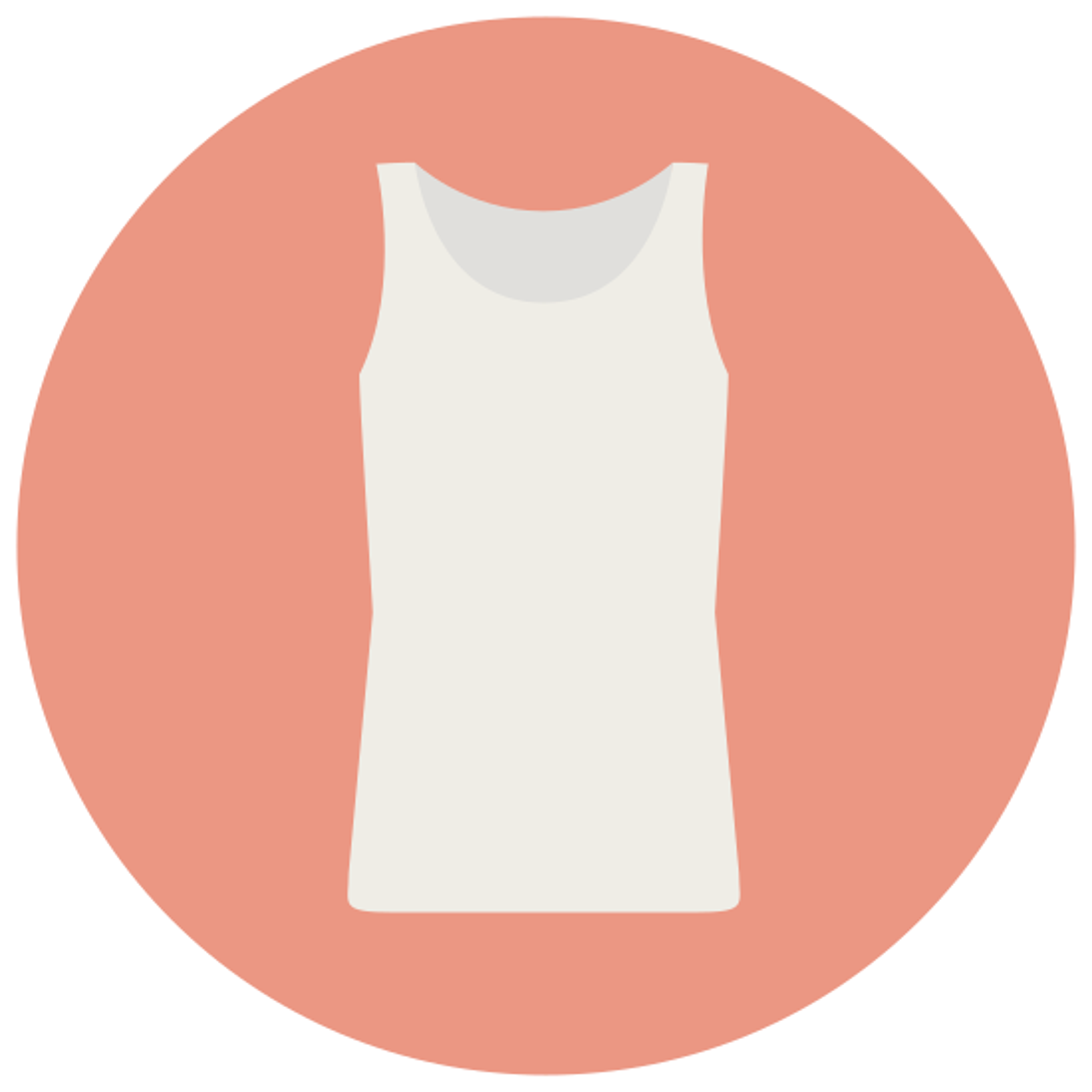 Undershirt icon