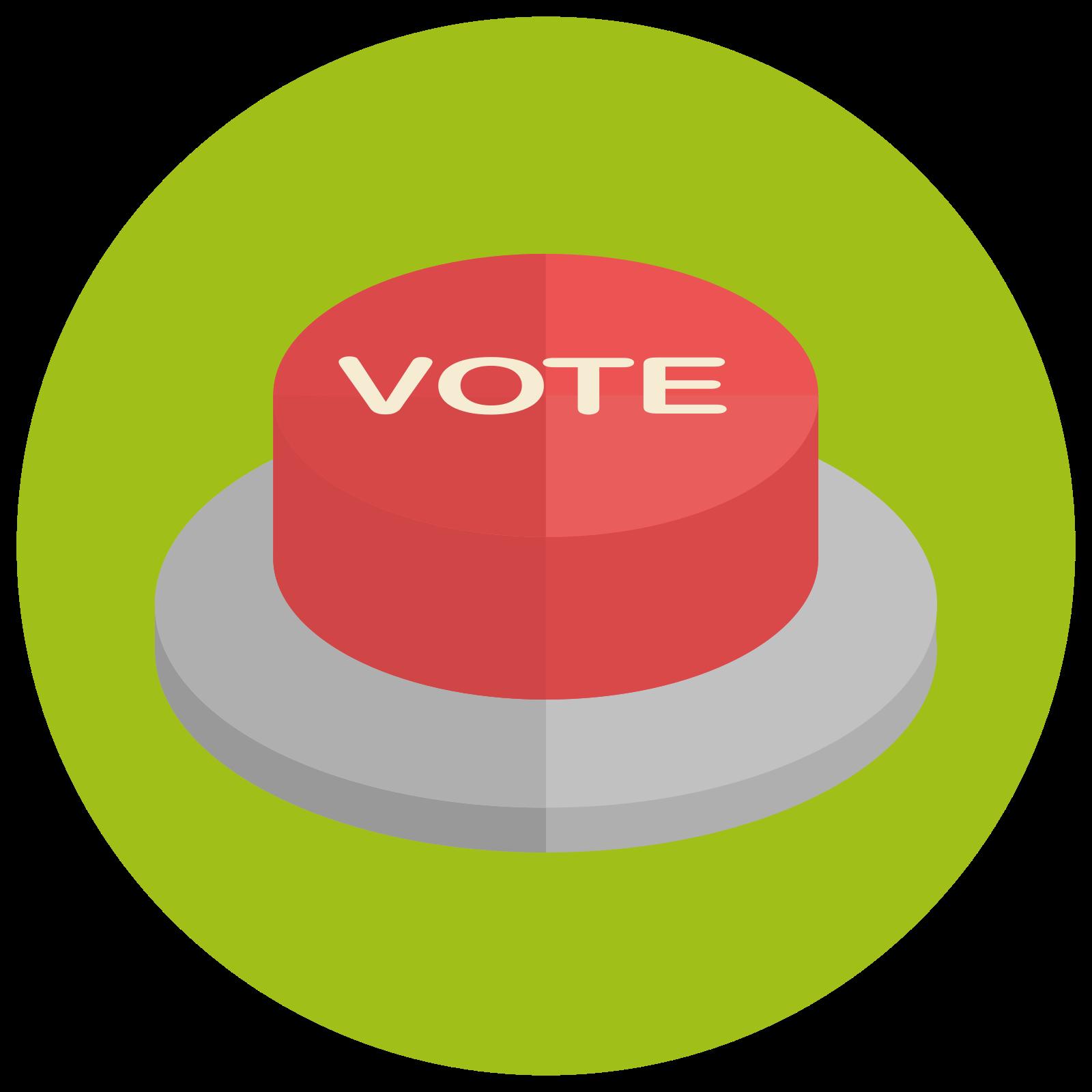 Vote Button icon