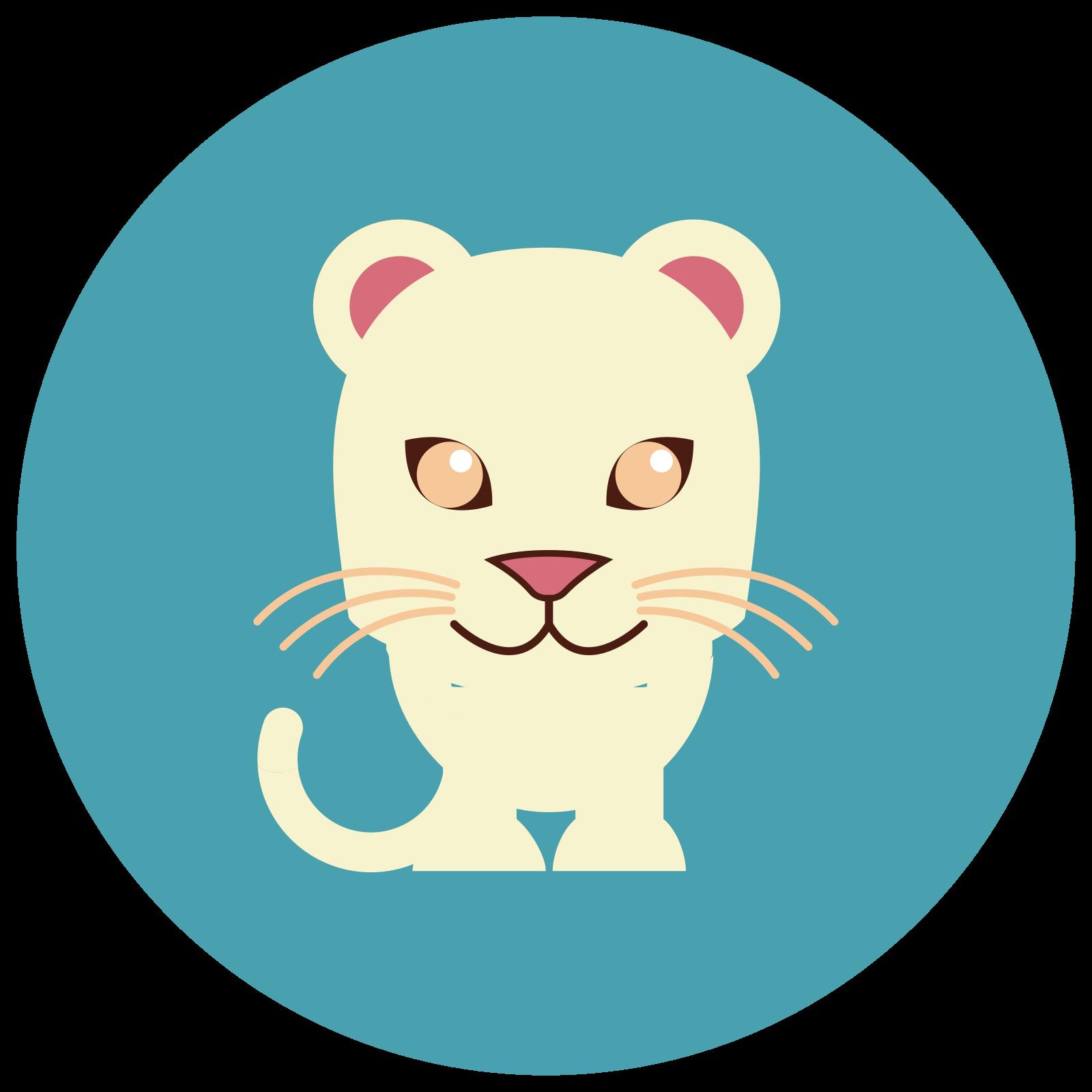 White Jaguar icon