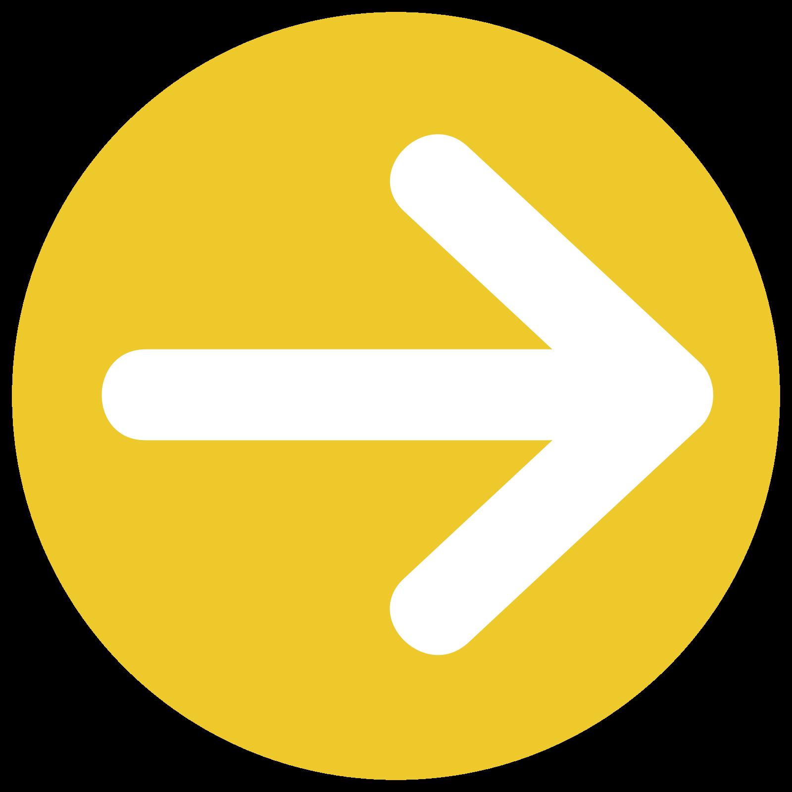 Wide Right Arrow icon