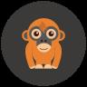 Orang-outan icon