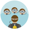 Scuba Diving Team icon