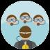 Scuba Diving Team icon