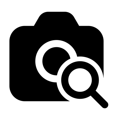 Camera Identification icon in Fluency Systems Filled