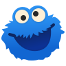 Cookie Monster icon