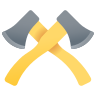 Crossed Axes icon
