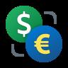 euro exchange icon