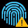 Fingerprint Error icon