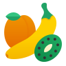 Group Of Fruits icon