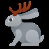 Jackalope icon