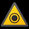 Optical Radiation icon
