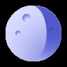 Waning Gibbous icon