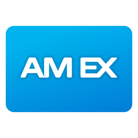 American Express icon in Fluency