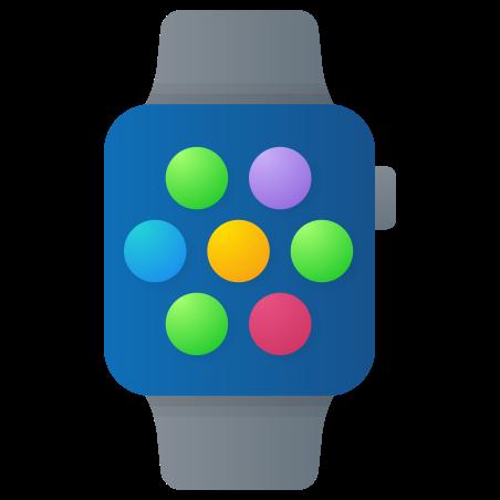 Apple Watch icon in Fluency
