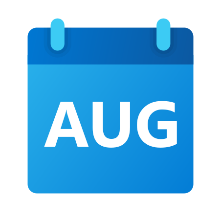 August icon in Fluency
