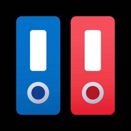 Binder icon in Fluency