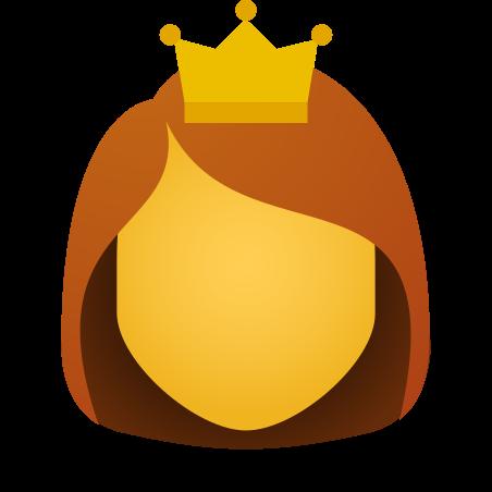 Royal icon in Fluency