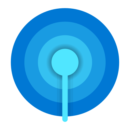 Cellular Network icon in Fluency