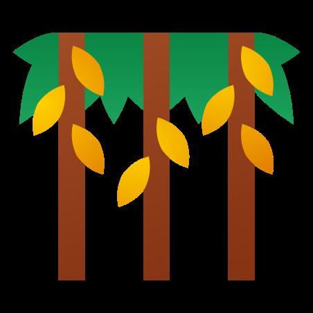 Fruit Tree icon in Fluency