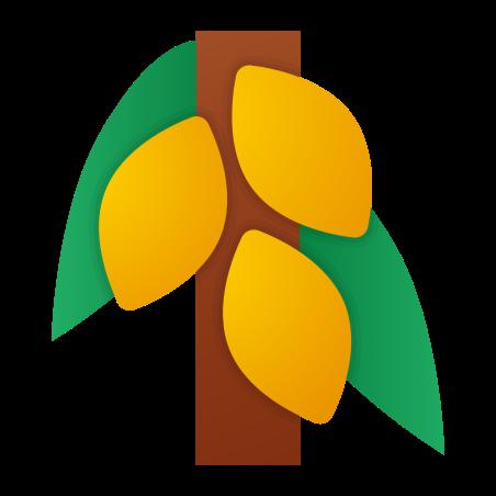 Cocoa icon in Fluency